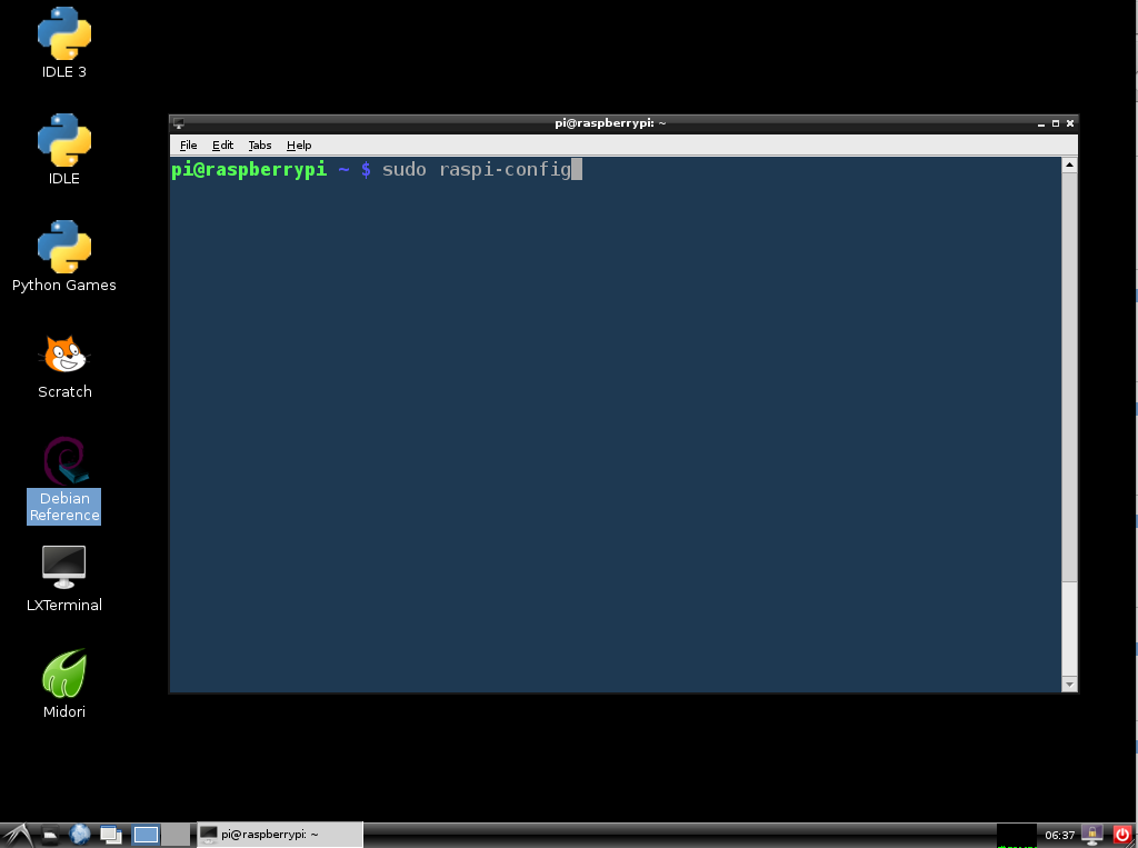 terminal_raspberry