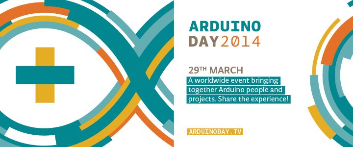 Día de arduino electronilab