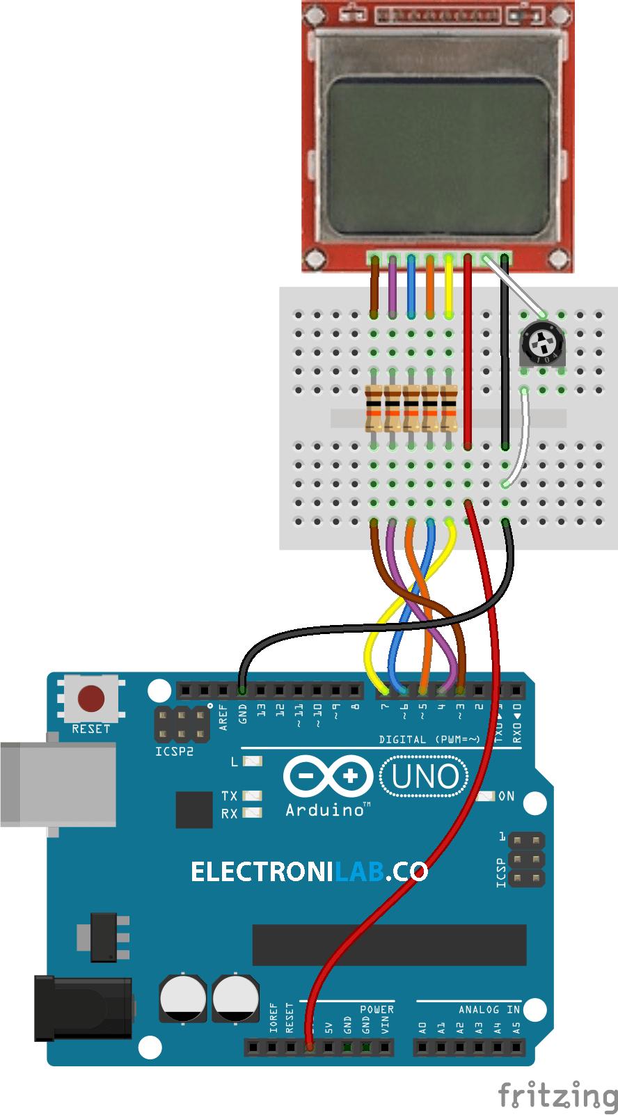 LCD_nokia-5110_Arduino_Electronilab_co-compressor