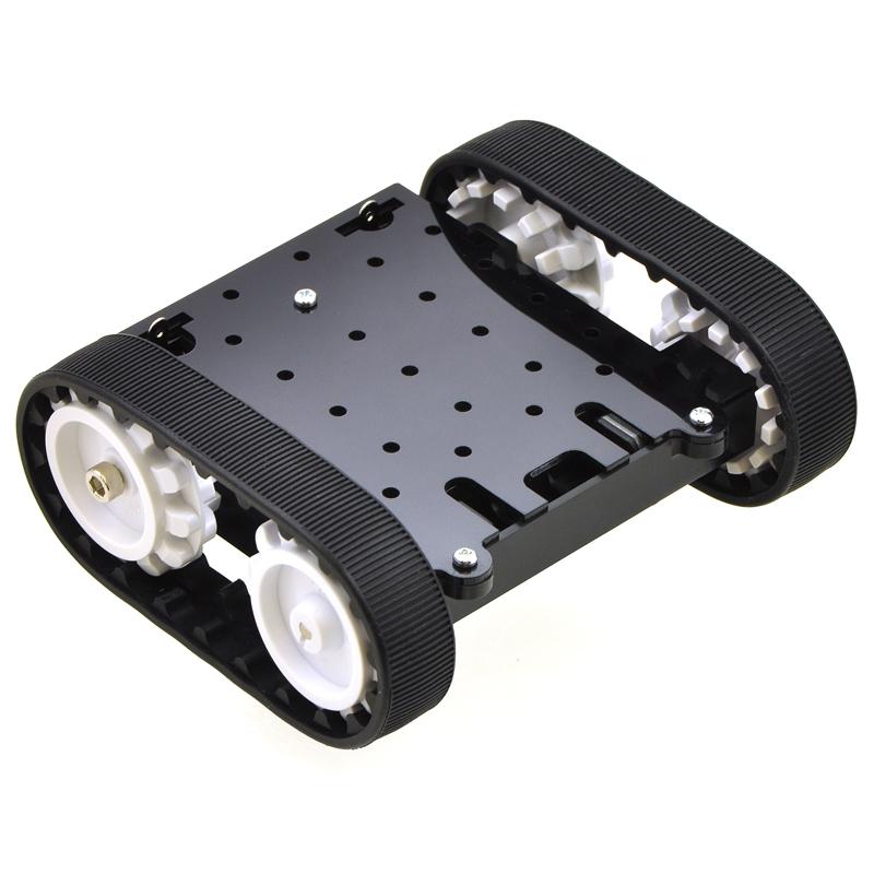 Kit chasis robot sumo sin motores electronilab