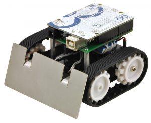 Kit Chasis Robot Sumo - Sin motores 09