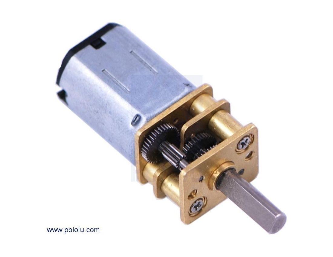 Motorreductor De Metal Hp 75 1 Electronilab
