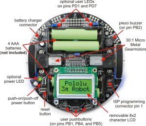 Pololu 3pi Robot-10