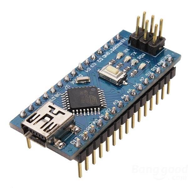 Arduino nano v atmega cable usb compatible