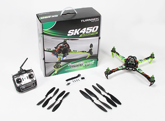 Quadcopter SK450 Turnigy cRadio Control Electronilab (17)