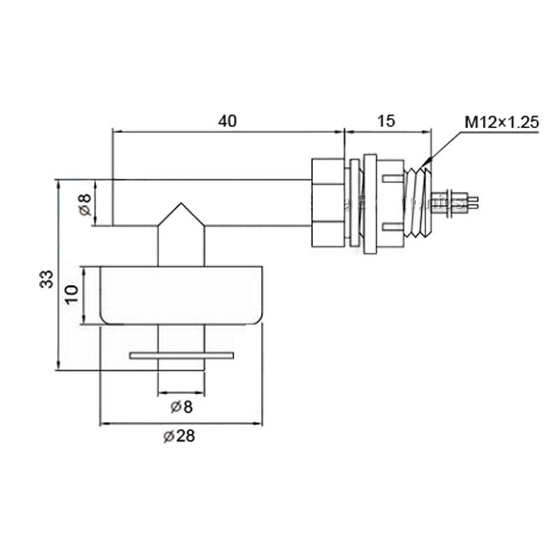 Sensor Horizontal de Nivel de Agua (7)