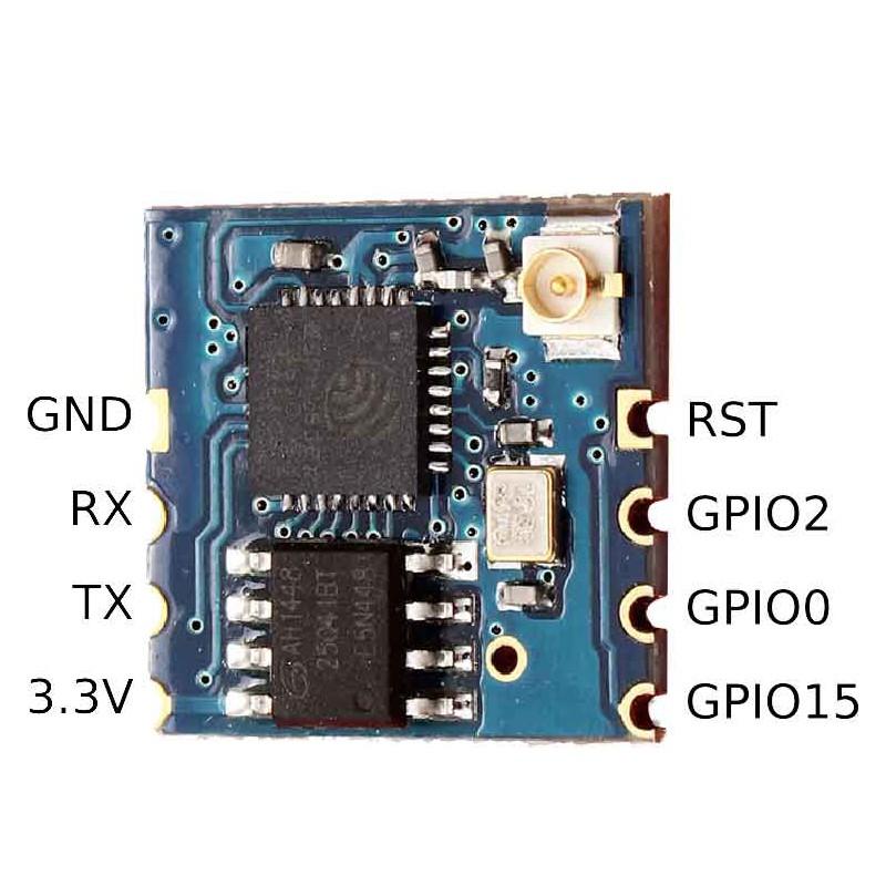 ESP8266 - ESP-02 (2)