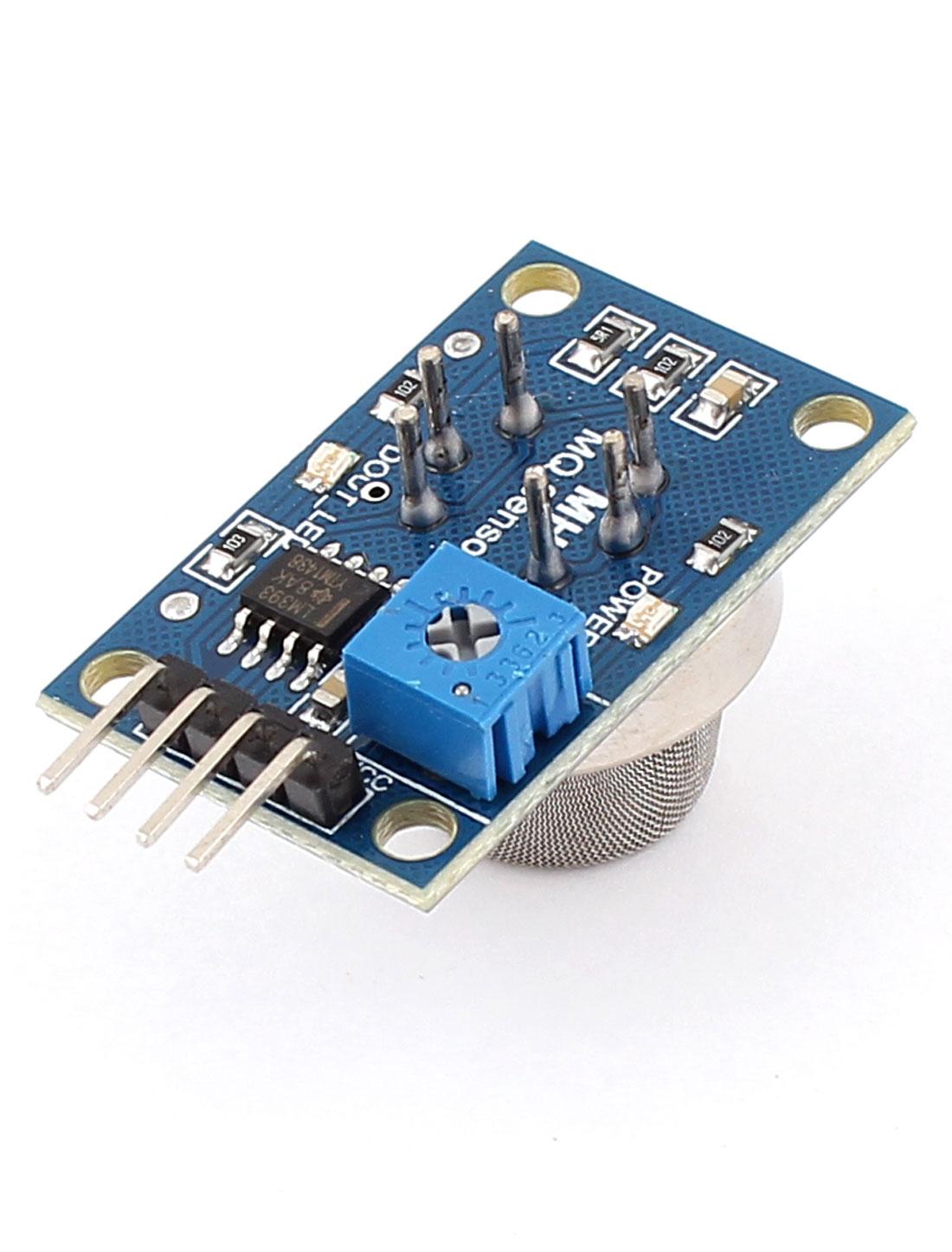 Sensor de gas licuado del petr leo glp mq 6 con board for Estanques de gas licuado